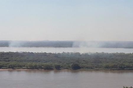 incendio isla puente