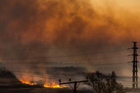 incendios islas Delta del Paraná