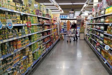 Inflación: alimentos siguen subiendo por encima del tres por ciento mensual.