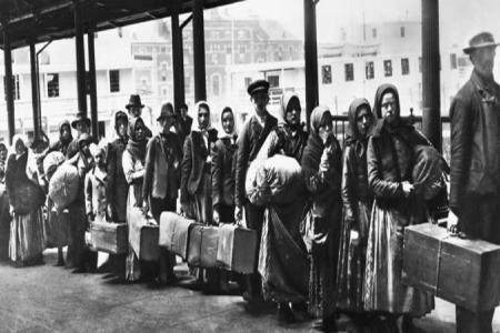 inmigrantes judíos