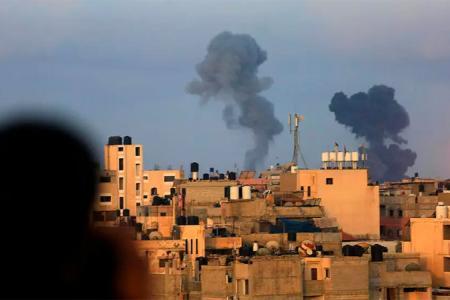 """El gobierno expresó """"preocupación por la situación en Israel y Palestina"""""""