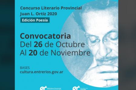 "Concurso Literario Provincial ""Juan L. Ortiz"""