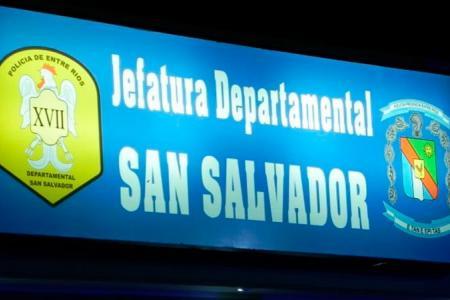 Jefatura Departamental San Salvador