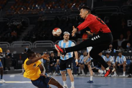 Argentina debutó con un esforzado triunfo en el Mundial de Handball
