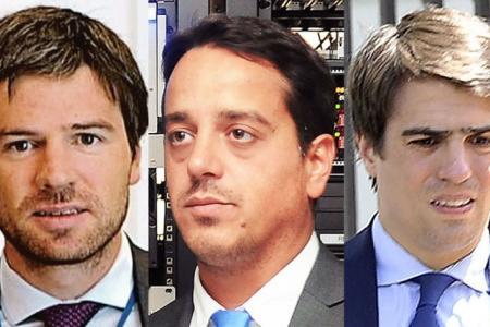 Mahiques, Rodríguez Ponte y Durán.