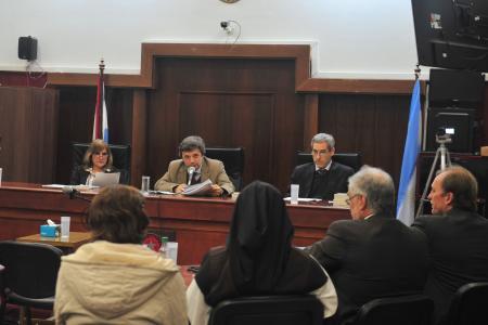 El juicio se realiza en los Tribunales de Gualeguay.