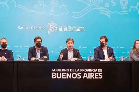 Kicillof anunció que en la provincia de Buenos Aires habrá clases los sábados