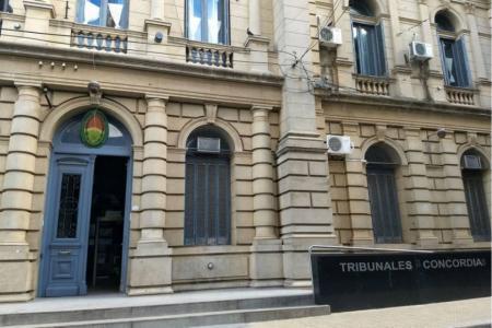 Tribunales Concordia