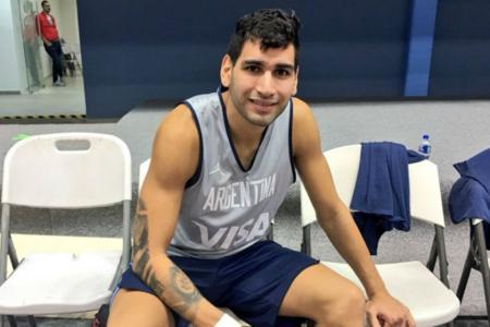 """Básquet: con el """"Chuzito"""" González, la selección argentina viajará a San Luis"""