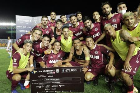 Lanús Copa Argentina