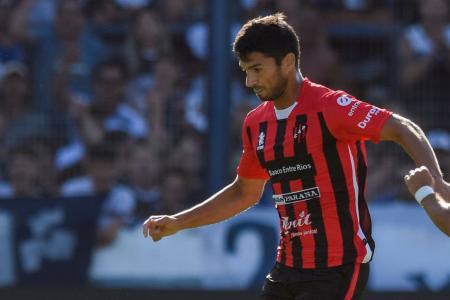 Leandro Marín sufrió un desgarro y será baja en los próximos partidos de Patronato