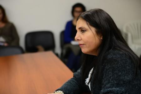 La diputada Gabriela Lena pidió apertura de pasos fronterizos con Uruguay