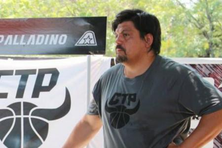 """El entrerriano Palladino aseguró que """"fue privilegio"""" integrar la 'Generación Dorada'"""