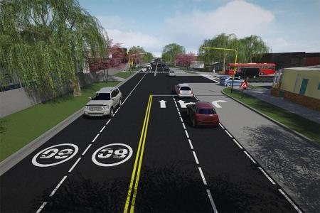 La obra de avenida Pedro Zanni tendrá un presupuesto oficial de 770.779.314 pesos.