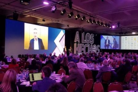 """Macri: """"Hay escépticos en el círculo rojo que dieron por terminado todo en las PASO"""""""