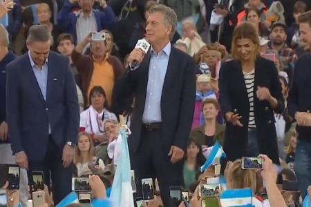 Macri en Rosario