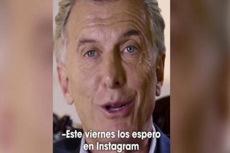 Mauricio Macri Instagram