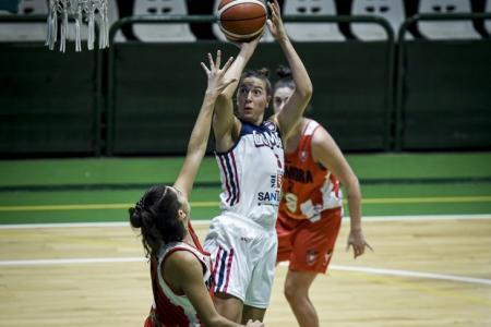"""Celia Fiorotto: """"Mi rendimiento va de la mano de la confianza que me da el entrenador"""""""