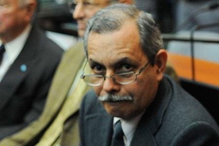 represor José Maidana