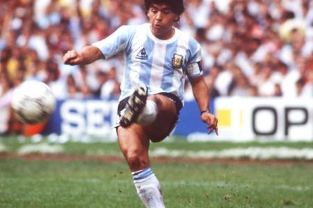 La última jugada de Diego