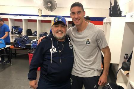"""""""Se nos fue una leyenda y no creo que haya nadie comparado a él"""", expresó 'Leo' Morales"""