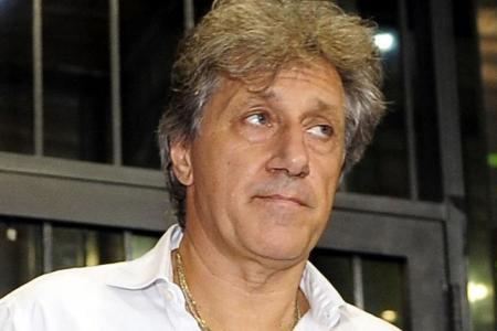 """Sergio Marchi pidiò """"que se respeten los salarios a los futbolistas y los empleados"""""""