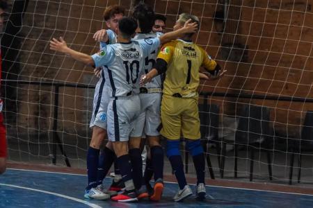 Futsal: Mariano Moreno se metió en los cuartos de final del Torneo Regional C20