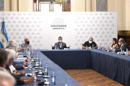 La semana próxima comenzará la discusión en comisión del proyecto de Ganancias