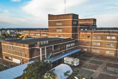 El paciente con coronavirus de San Salvador está internado en el hospital Masvernat de Concordia.