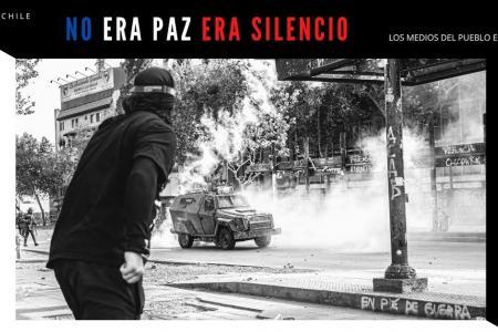 """""""No era paz, era silencio"""""""