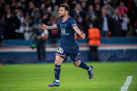 Con dos goles, Lionel Messi le permitió al PSG festejar ante Leipzig