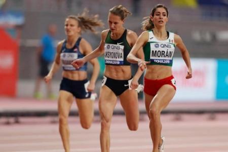 Atletismo: suspendieron la clasificación olímpica hasta diciembre