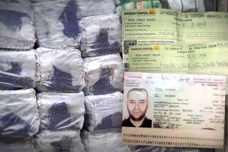 El libanés Nasser Abbas Bahmad es miembro de Hezbollah.