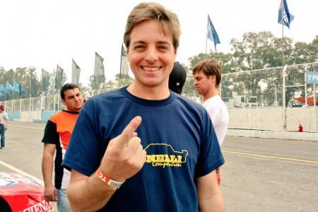 Nicolás Bonelli será el único entrerriano en la quinta fecha del TC virtual