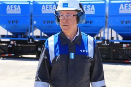 Nielsen dijo que antes de su salida de YPF buscará encaminar la renegociación de la deuda