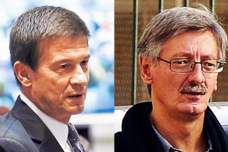 El juez Ercolini y el fiscal Taiano son los que intervienen en la causa por la muerte de Nisman