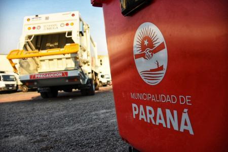 tratamiento de residuos Paraná