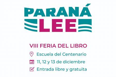 Feria del Libro en Paraná