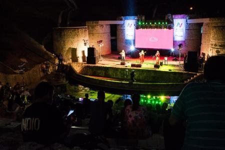 Música en el Anfiteatro