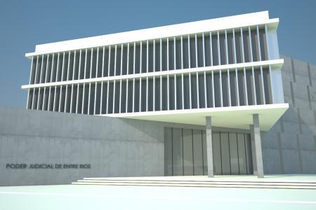 Licitan la obra del edificio para los Tribunales de Federación