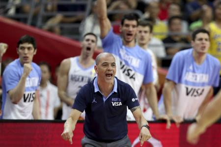 Básquet: Sergio Hernández dirigirá a la selección argentina masculina en Tokio 2020