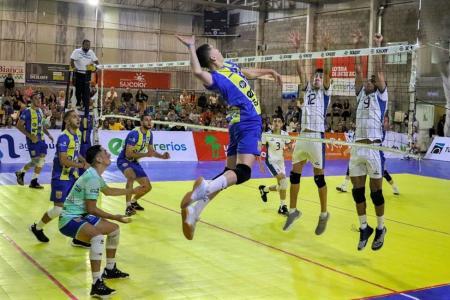 Voley: confirmaron la finalización del Torneo Argentino de Clubes 2020 que jugaba Paracao