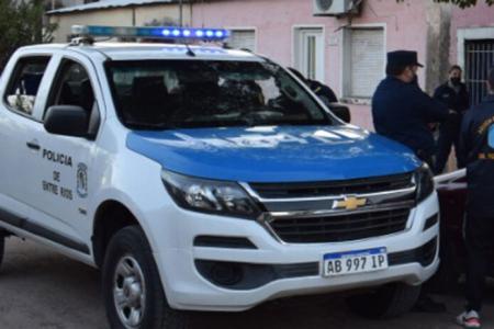 Realizaron un allanamiento en Villaguay por un asalto en Herrera