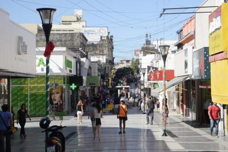 Peatonal de Paraná