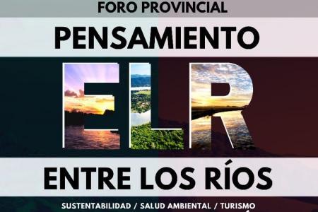 Foro Provincial de Pensamiento Entre Los Ríos