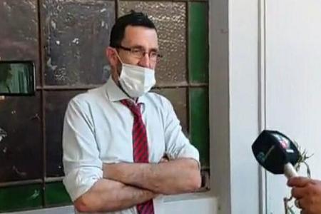 fiscal Alejandro Perroud