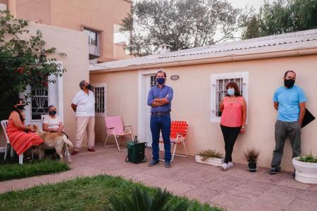 Foto prensa Municipalidad de Gualeguaychú
