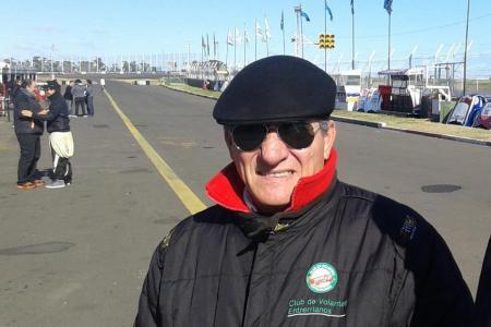 """""""Es un orgullo que el Súper TC2000 esté en nuestro autódromo"""", expresó Romeo Pisano"""