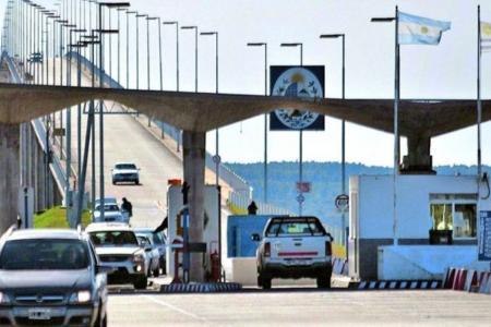 Puente Internacional San Martín