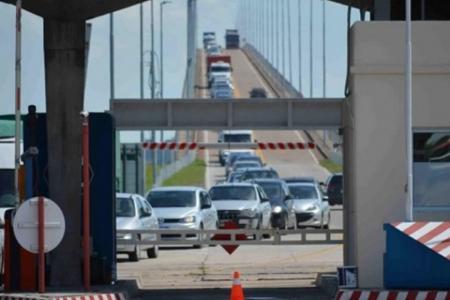 Desbarataron banda de contrabandistas en el puente San Martín